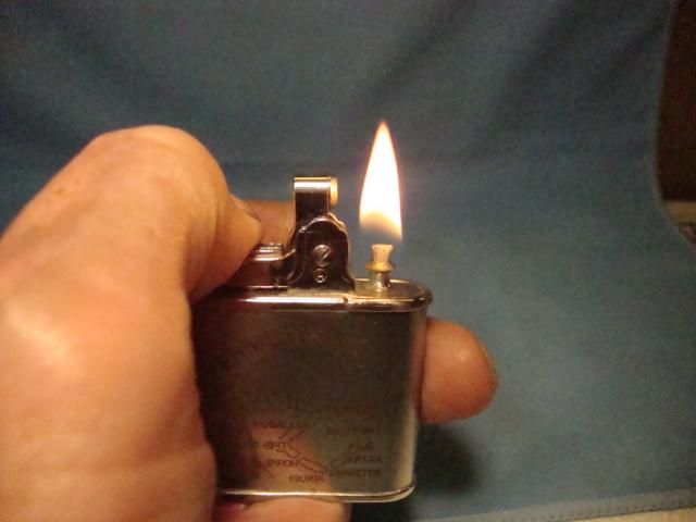 Vintage Pocket lighter