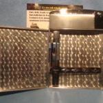 Cigarette Case Lighter Combo