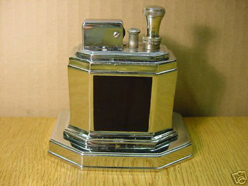 Ronson Octette Table Lighter