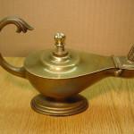 Final Finish Aladdin's Lamp Dunhill